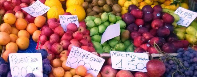 gelati alla frutta