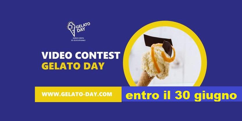 video contest gelato day